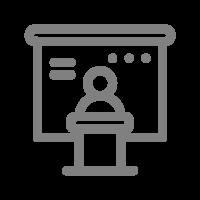 Training Presentation Icon